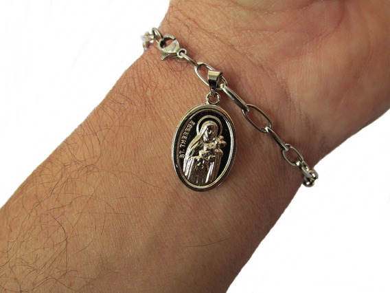 Cadeia Consagraçao Pulseira Santa Terezinha Do Menino Jesus