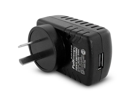 Fuente Switching 5volt 3amp Salida Usb Fullenergy De Pared