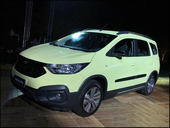 Chevrolet Spin 1.8 Ltz M/t 5as 105cv $1.099.000 Jb