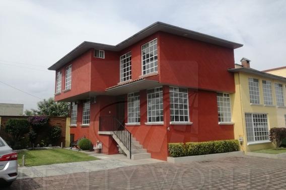 Casas En Venta En San Salvador Tizatlalli, Metepec