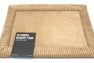 Alfombra De Baño Memory Foam Halcón Antideslizante Suave