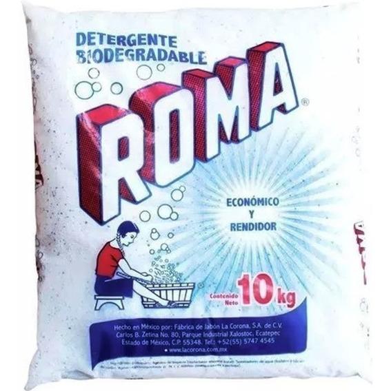 Jabon Roma Bolsa De 10 Kilos