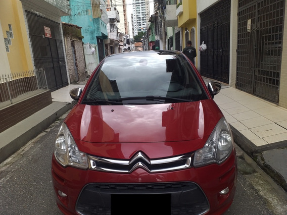 Citroen C3 1.6 16v 2012/2013 Avista Ou Financiado