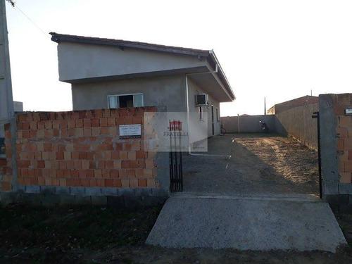 Imagem 1 de 13 de Casa No Porto Grande Com 2 Quartos Para Venda, 68 M² - Ft1393