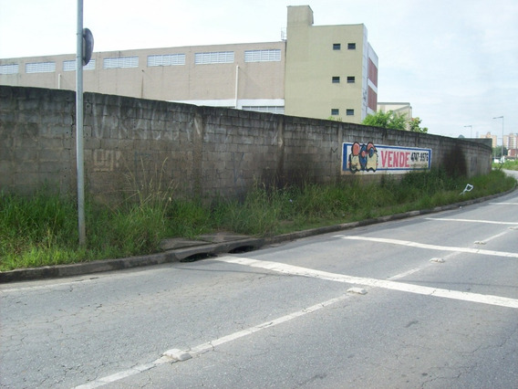 Área Residencial 5.300 M2 Vila Urupês Suzano Tr-0022
