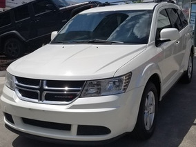 Dodge Journey 4 Cil 2.4 Se 7 Pas At Elect Seminueva 1 Dueño