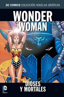 Coleccion Dc Salvat - Wonder Woman: Dioses Y Mortales