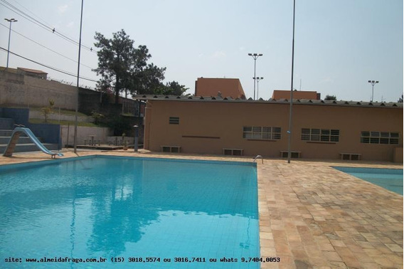 Apartamento Para Locação Em Sorocaba, Vila Odim Antão, 2 Dormitórios, 1 Banheiro, 1 Vaga - Loc-502