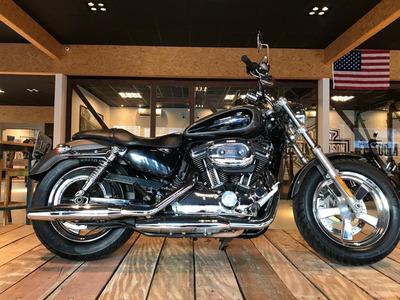 Harley-davidson Sportster 1200 Cinza 2014/2014