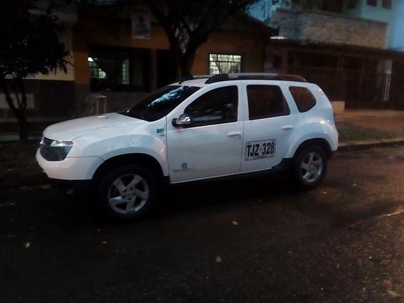 Renault Duster 2014 Servicio Publico