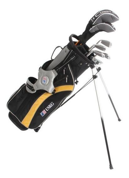 Set Completo De Golf Junior Chicos Us Kids 63 - Buke Golf