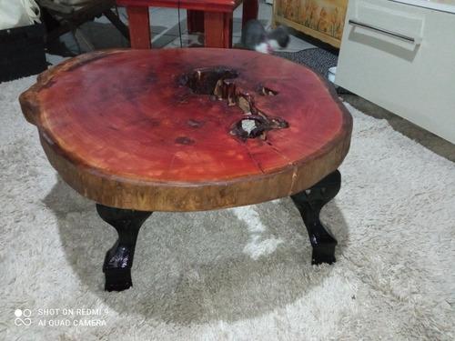 Mesa De Madeira Rustico