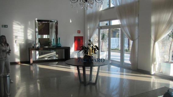 Apartamento Com 3 Dormitórios Para Alugar, 178 M² Por R$ 4.000,00/mês - Centro - Guarulhos/sp - Ap7374