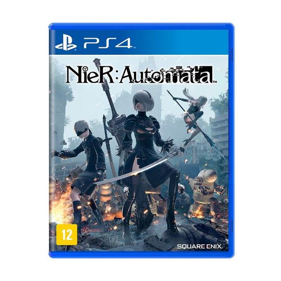 Jogo Game Nier Automata Playstation 4 Lacrado Ps4