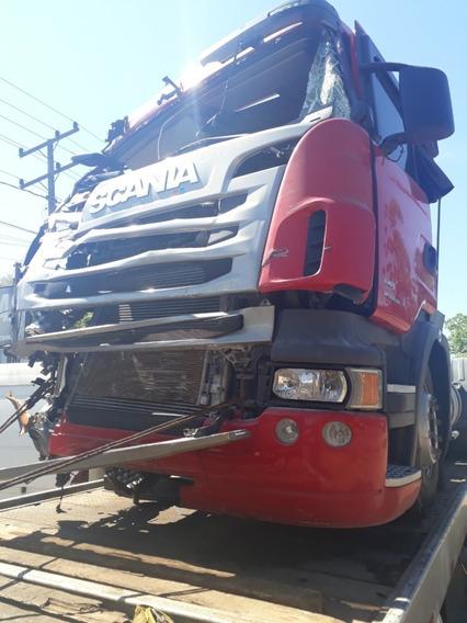 Sucata Scania R 440 A6x4 2013 Venda De Peças Usadas