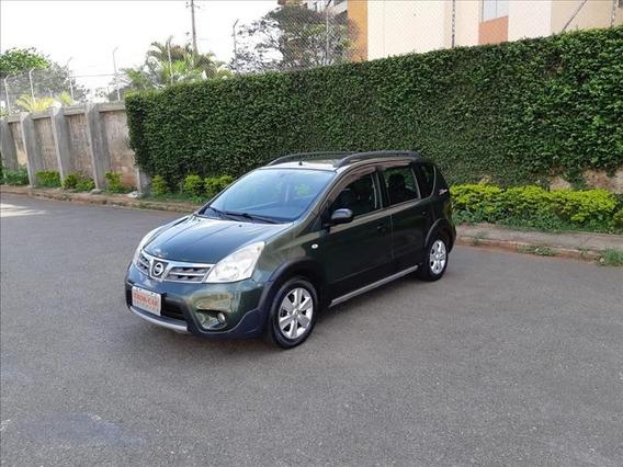 Nissan Livina Nissan Livina X-gear 1.6 Flex