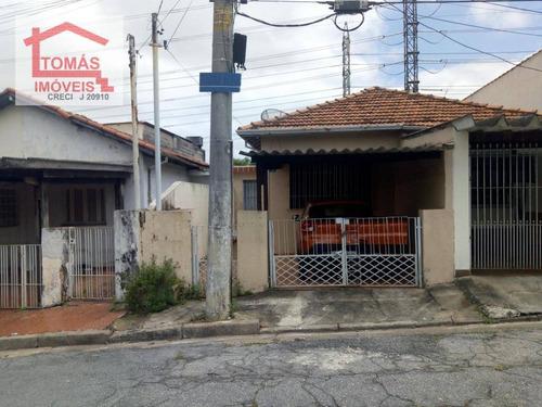 Casa Antiga Na Vila Hamburguesa - Ca0761