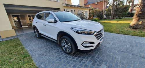 Hyundai Tucson Full Diésel Automática