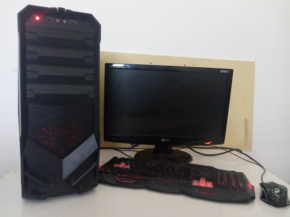 Pc Gamer Barato - Placa De Vídeo R7 260x - 8gbram 1000gb Hd