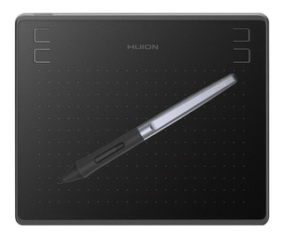 Tableta digitalizadora Huion HS64 Black
