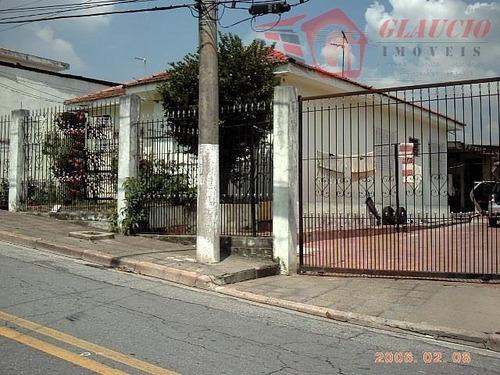 Casa Para Venda Em Taboão Da Serra, Vila Iasi, 3 Dormitórios, 1 Banheiro, 8 Vagas - Ca0103_1-1010335