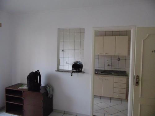 Apartamento Em Jardim Infante Dom Henrique, Bauru/sp De 45m² 1 Quartos Para Locação R$ 1.000,00/mes - Ap916468