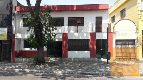 Sala Para Alugar, 190 M² Por R$ 8.000,00/mês - Centro - Jacareí/sp - Sa0190