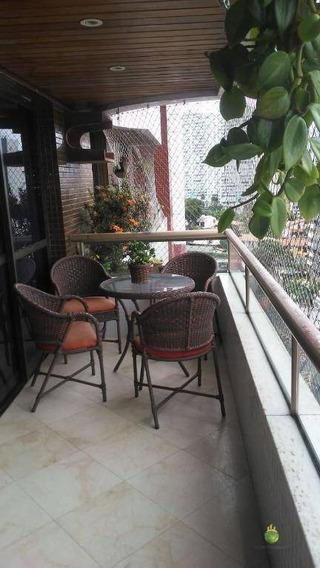 Apartamento 4 Quartos, 1 Suíte, Dependencia Completa, 2 Vagas, Infraestrutura No Cidade Jardim - Ap0883