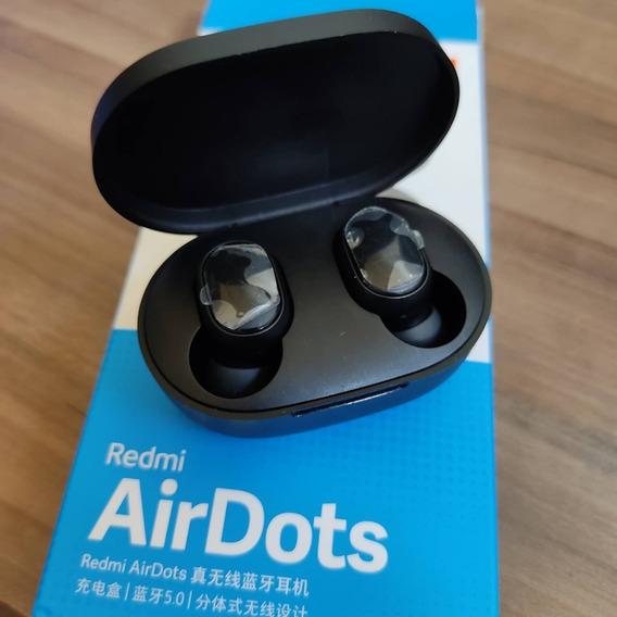 Fone Airdots Bluetooth Zerado