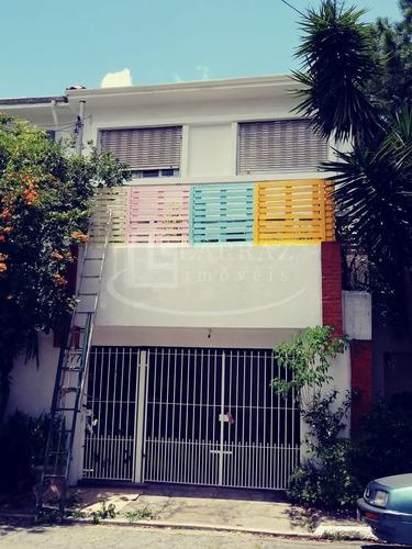 Sobrado A Venda Em Sao Paulo, Proximo A Av Paulista E Metro Ana Rosa, Com 3 Dormitorios, Em 212 M2 De Area Total - Ca01603 - 68962344