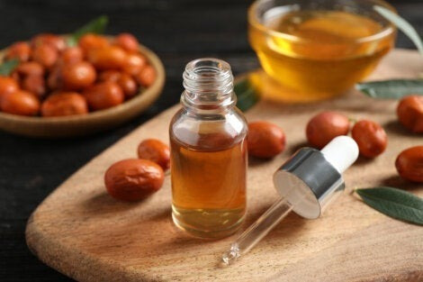 Aceite Esencial Para Fabricar Shampoo X 5l Jojoba