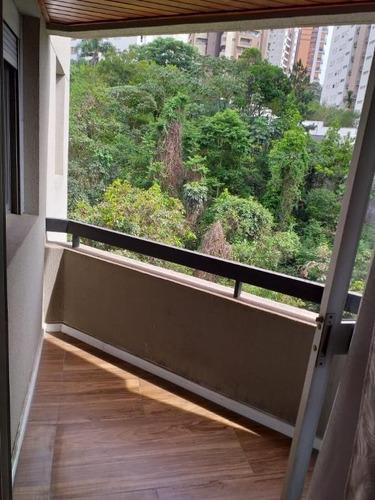 Apartamento Com 2 Dormitórios À Venda, 80 M² - Morumbi - São Paulo/sp - Ap25967