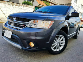 Dodge Journey 2014 Sxt 5 Pasajeros Plus Posible Cambio
