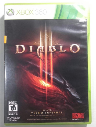 Diablo 3 Xbox 360 Lenny Star Games