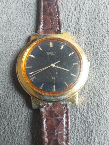 Relógio Seiko Quartz Sx V701-1kos Funcionando Feminino