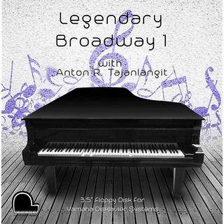 El Legendario Broadway 1 - Yamaha Disklavier Compatible Play