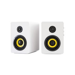 Parlantes Vertrag Bluetooth 2.0 Bafles Madera Envio Gratis