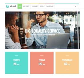 Site Script + Moderno + Responsivel + Fácil Admin