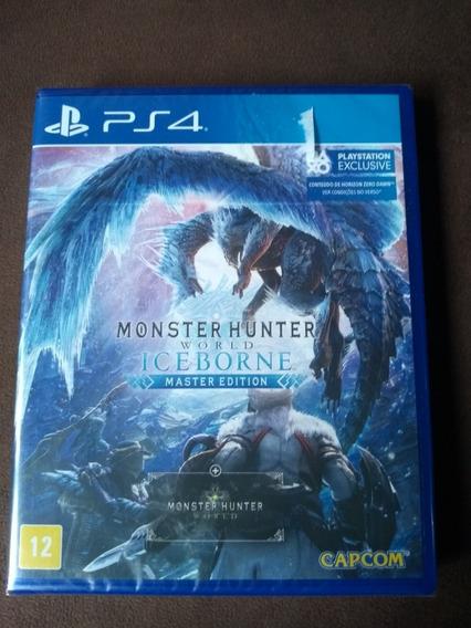 Monster Hunter Iceborn
