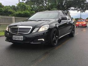 Mercedes-benz Classe E 3.5 Avantgarde 4p 2010
