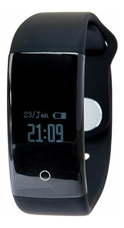 Pulseira Fitness Com Monitor Cardiaco Medidor Do Sono Atrio