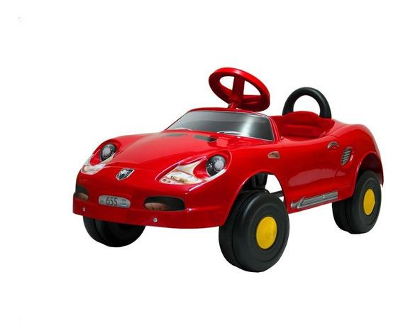 Karting Infantil A Pedal Auto Porsche 911 Cabriolet ! (655)