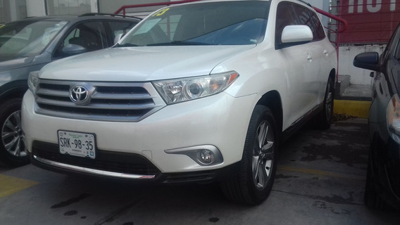 Toyota Highlander 2013 3.5 Sport Premium At