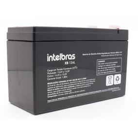 Bateria Selada Intelbras 12 Volts Para Alarmes E Cerca