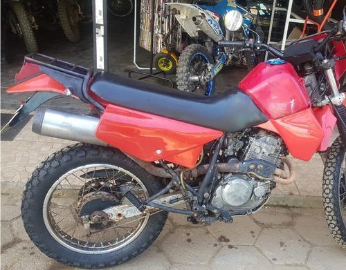 Honda Sahara 350 Cc Revisada
