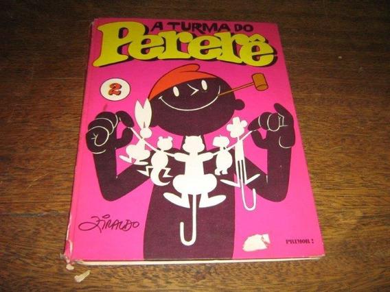 A Turma Do Pererê Volume 2 Editor Primor Capa Dura Ano 1976