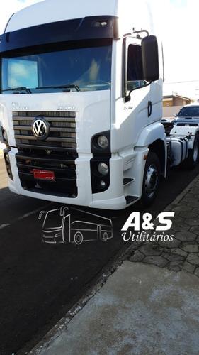 Volks 25.390 Tractor 6x2 Ano 2014 Completo Ais Ref 504