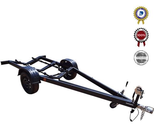 Carretinha Reboque P/ Jet Ski - Nova Com Chassi