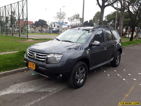 Renault Duster Dymanique 4x2 Mt 2000cc Aa Dh