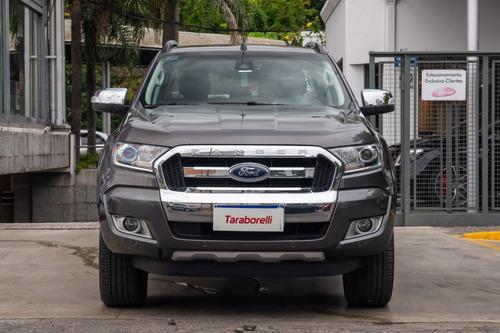 Imagen 1 de 15 de Ford Nueva Ranger Dc 4x4 Ltd At 3.2l D Taraborelli Usados #